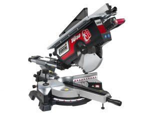 FEMI TRONCATRICE LEGNO DISCO 305mm SEGA CIRCOLARE 2000W mod TR090 NUOVO!